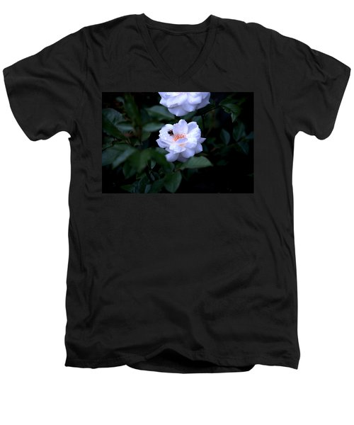 Spring 2016 28 Men's V-Neck T-Shirt by Cendrine Marrouat