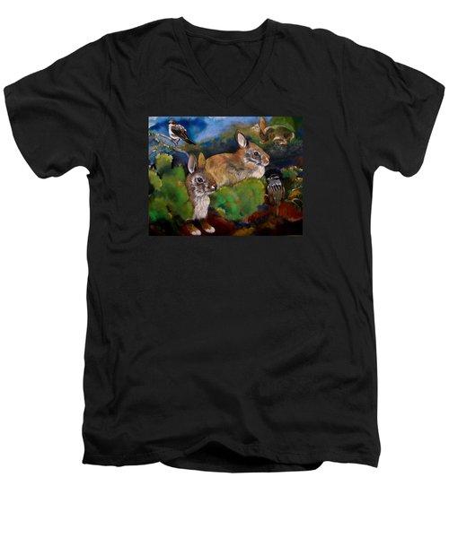 Spring Break Men's V-Neck T-Shirt