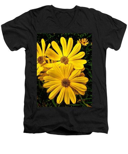 Spring Has Come To Georgia Men's V-Neck T-Shirt