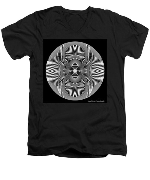 Spyder Men's V-Neck T-Shirt