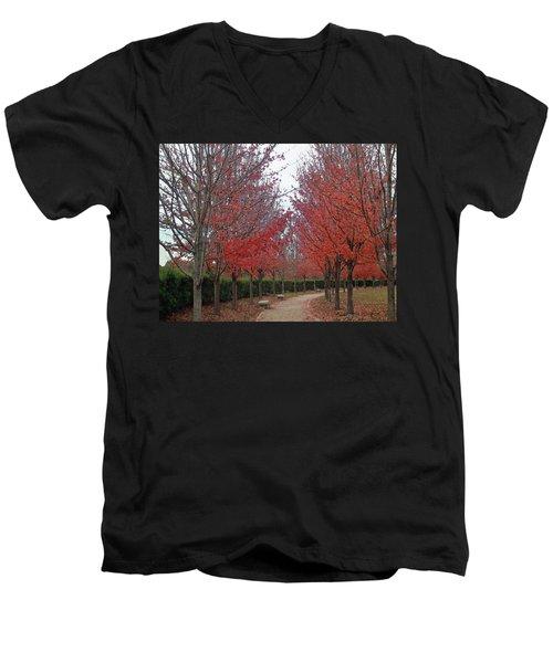 St. Louis, November 2015 Men's V-Neck T-Shirt