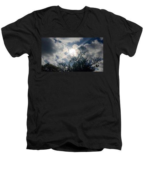 Star Light  Men's V-Neck T-Shirt
