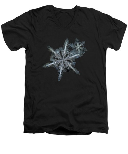 Stars In My Pocket Like Grains Of Sand Men's V-Neck T-Shirt by Alexey Kljatov
