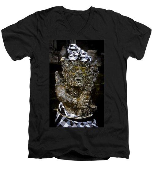 Statue Formalwear Men's V-Neck T-Shirt