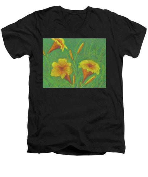 Stella D'oro #2 Men's V-Neck T-Shirt