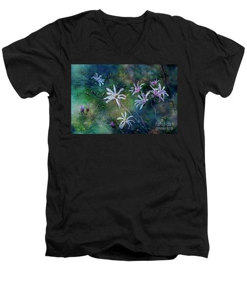 Stellata Series 2/2 Men's V-Neck T-Shirt