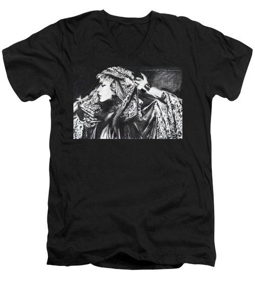 Stephie Lynn's Not My Lover Men's V-Neck T-Shirt