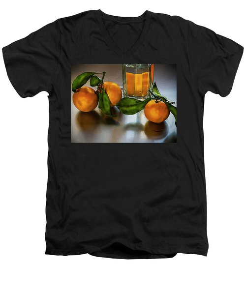 Still Life 12 Men's V-Neck T-Shirt