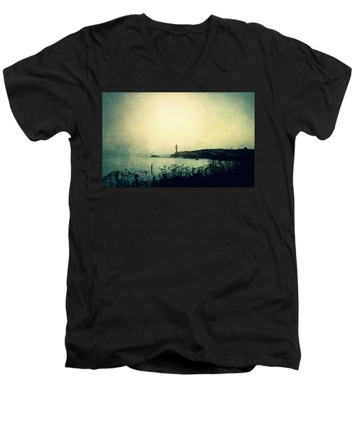 Stories From The Sea Men's V-Neck T-Shirt