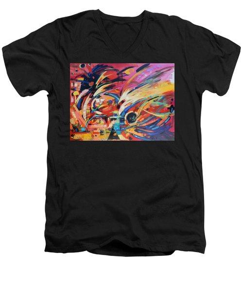 Stravinsky Men's V-Neck T-Shirt