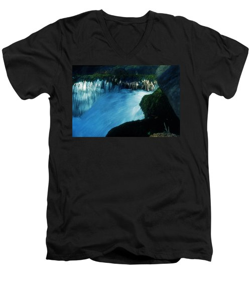 Stream 6 Men's V-Neck T-Shirt