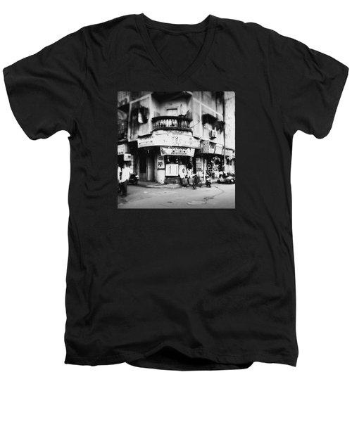 Streetshots_surat Men's V-Neck T-Shirt