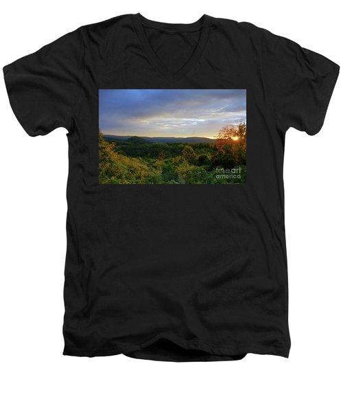 Strength Of The Day Men's V-Neck T-Shirt