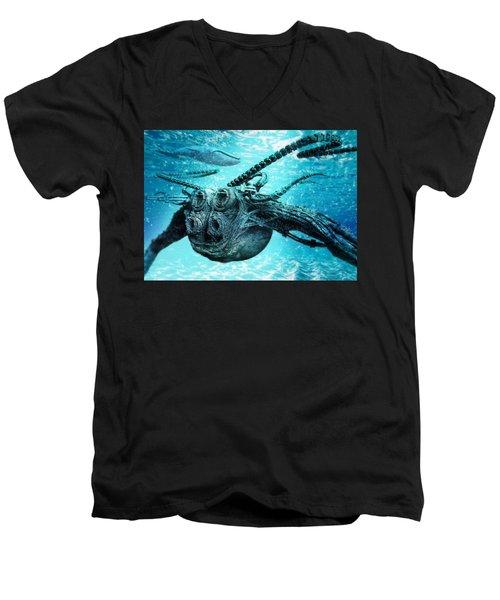 Submarine Men's V-Neck T-Shirt