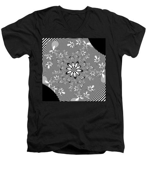Sulanquies Men's V-Neck T-Shirt