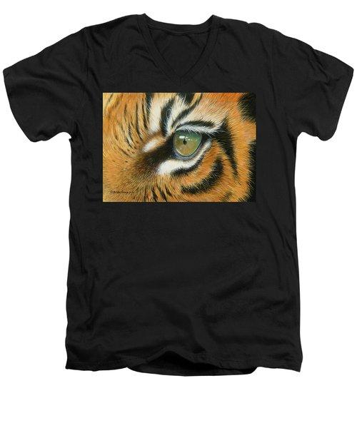 Sumatra Men's V-Neck T-Shirt