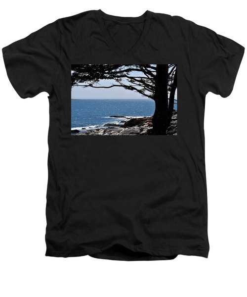 Summer Shade Men's V-Neck T-Shirt