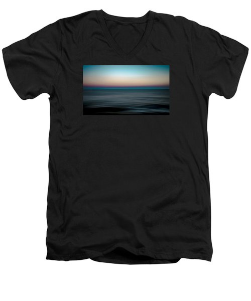 Summer Slips Away Men's V-Neck T-Shirt