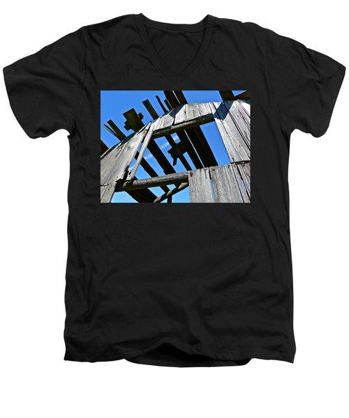 Sun Roof Men's V-Neck T-Shirt
