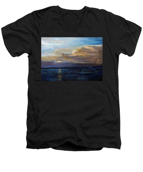 The Moment Men's V-Neck T-Shirt
