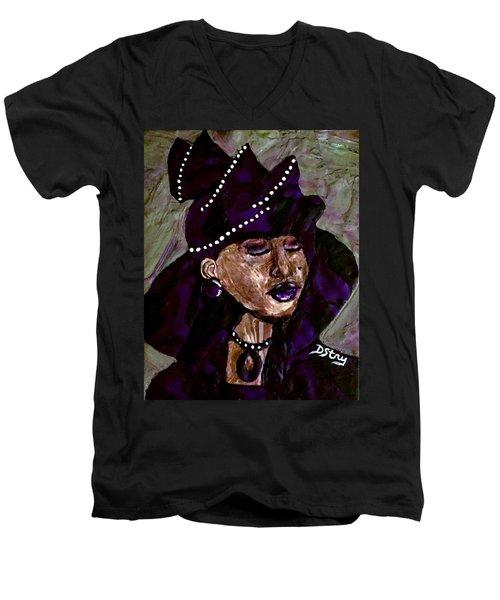 Sunday Best Men's V-Neck T-Shirt
