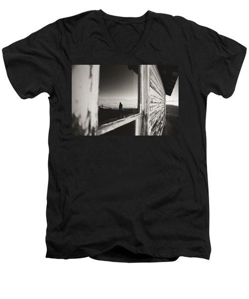 Sundown No. 1 Men's V-Neck T-Shirt