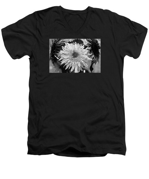 Sunflower 1 Men's V-Neck T-Shirt