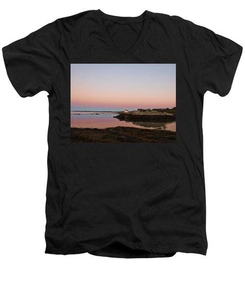 Sunrise Spillover Men's V-Neck T-Shirt
