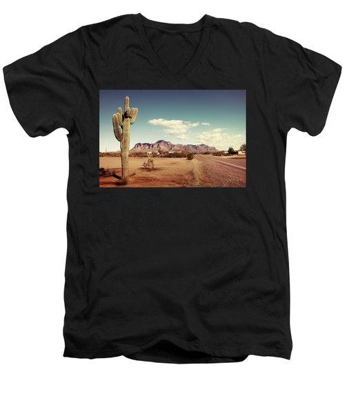 Superstition Men's V-Neck T-Shirt