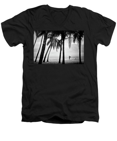 Surf Mates 2 Men's V-Neck T-Shirt