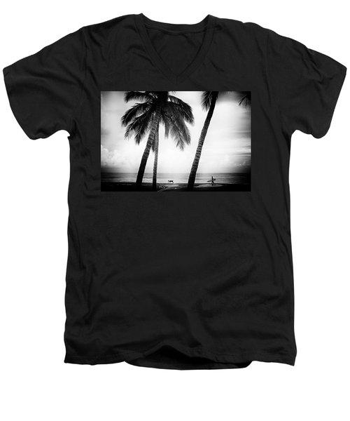 Surf Mates Men's V-Neck T-Shirt