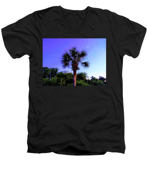 Sweet Dreams Carolinas Men's V-Neck T-Shirt