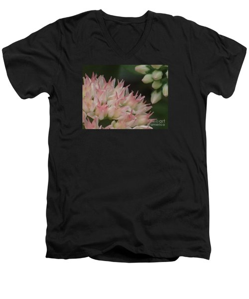 Men's V-Neck T-Shirt featuring the photograph Sweet Dreams by Christina Verdgeline