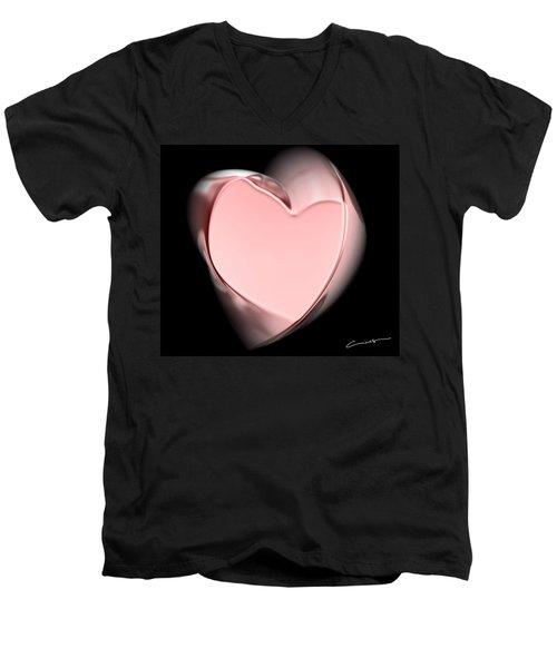 Sweet Twisted Love Men's V-Neck T-Shirt