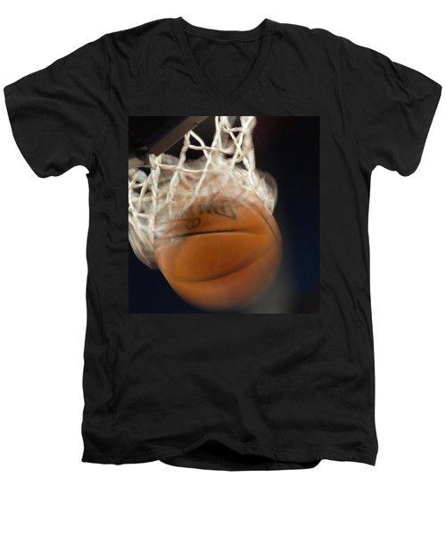 Swish Men's V-Neck T-Shirt