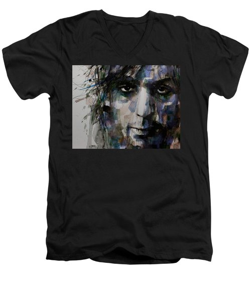 Syd Barrett Men's V-Neck T-Shirt