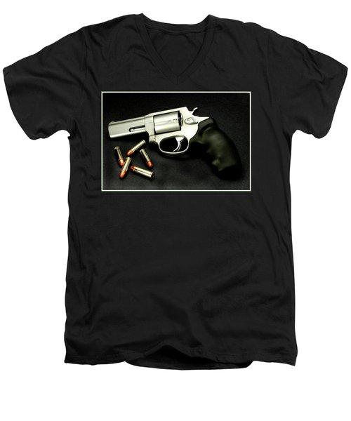 Tarus .38 Special Men's V-Neck T-Shirt