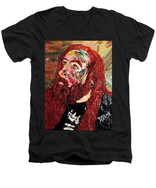 Tattoo Artist Men's V-Neck T-Shirt