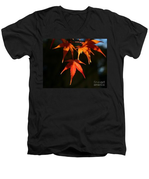 Tearful Farewell Men's V-Neck T-Shirt