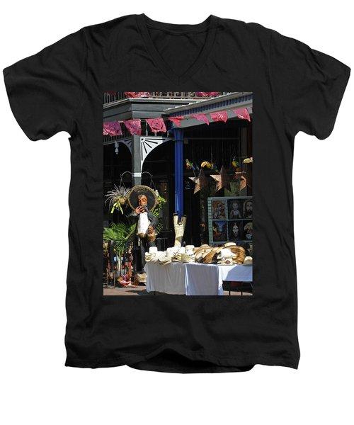 Tex-mex Men's V-Neck T-Shirt