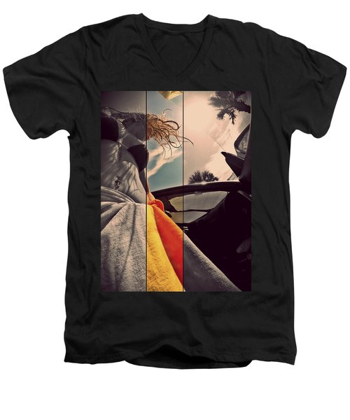 That Summer Feeling Men's V-Neck T-Shirt