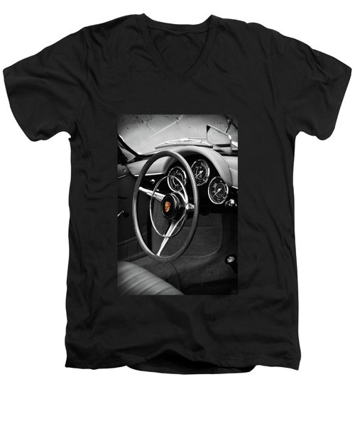 The 356 Roadster Men's V-Neck T-Shirt