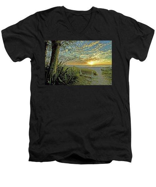 The Bench Men's V-Neck T-Shirt