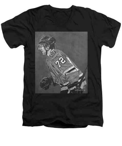 The Breadman Men's V-Neck T-Shirt