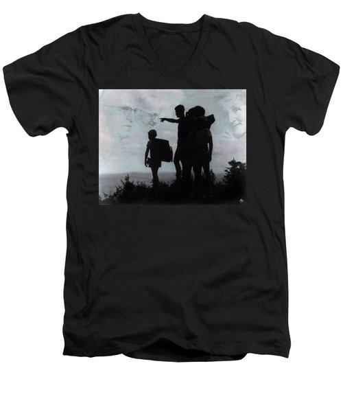 The Call Centennial Cover Image Men's V-Neck T-Shirt