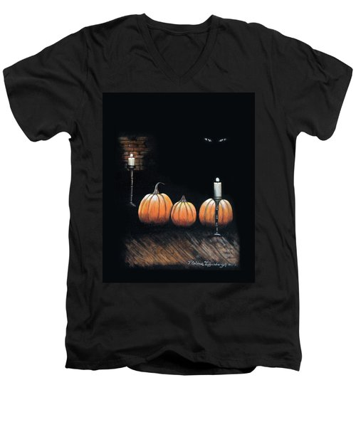 The Cellar Men's V-Neck T-Shirt
