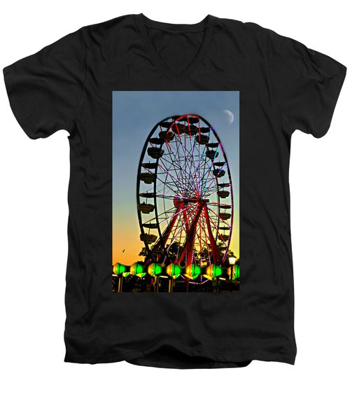 The Circle Game Men's V-Neck T-Shirt
