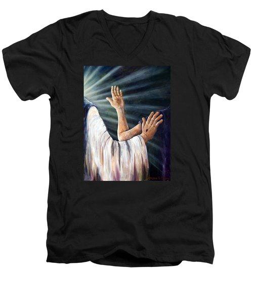 The Comforter Men's V-Neck T-Shirt