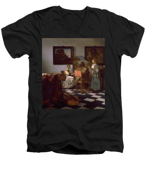 The Concert Men's V-Neck T-Shirt