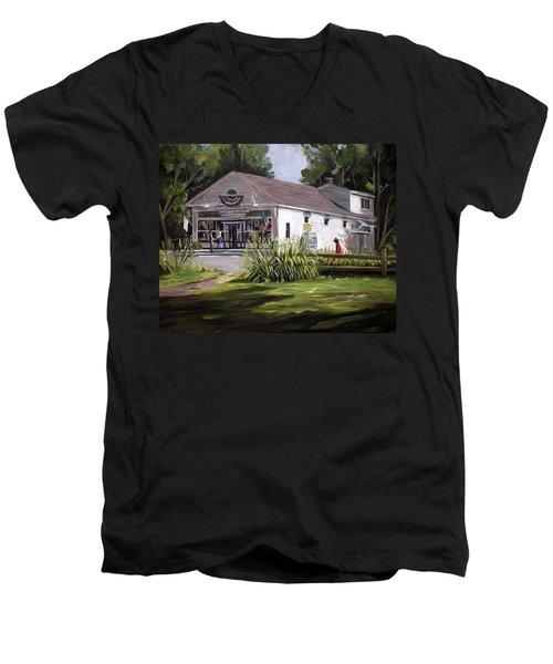 The Country Store Men's V-Neck T-Shirt